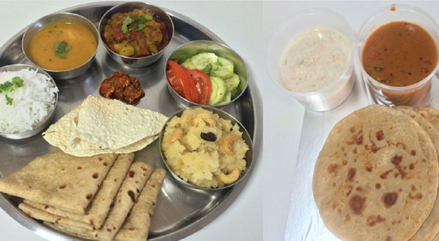 Monthly Gujarati Food Tiffin Service
