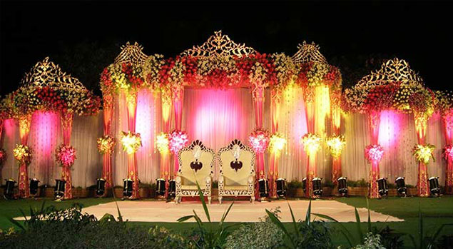 Wedding Florist & Decorators